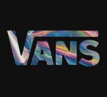 Holographic Vans by headersway