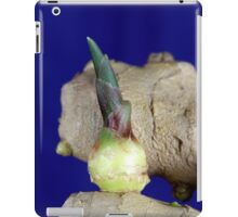 Ginger Seedling iPad Case/Skin