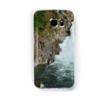 Nine Mile Falls Washington Dam Samsung Galaxy Case/Skin