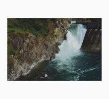 Nine Mile Falls Washington Dam One Piece - Long Sleeve
