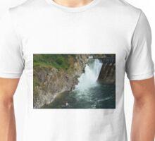 Nine Mile Falls Washington Dam Unisex T-Shirt