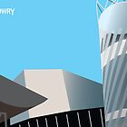 The Lowry, Salford by exvista