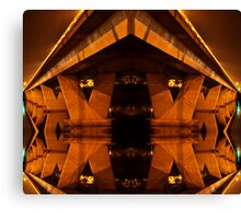 Mirror Image  Canvas Print