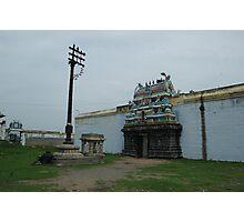 gopuram Photographic Print
