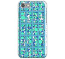 Silly Marching Robots iPhone Case/Skin
