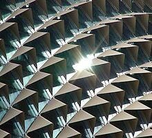 Esplanade Detail by John Dalkin