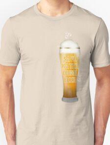 Drink Beer Unisex T-Shirt