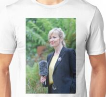 Carol Kirkwood at the RHS Chelsea Flower Show 2013 Unisex T-Shirt