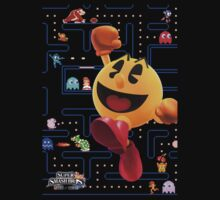Pac-Man Hungers for Battle! by MegaMooseMan