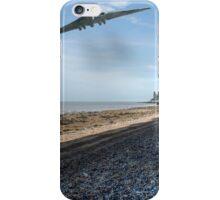 Vulcan Over Reculver iPhone Case/Skin