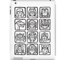 Transformers Rogue Gallery iPad Case/Skin