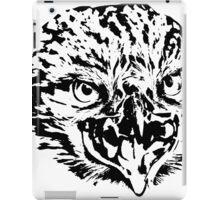 Eagle head predators iPad Case/Skin