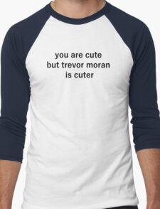 trevor cute Men's Baseball ¾ T-Shirt