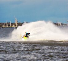 Action on Lake Mulwala by dozzam