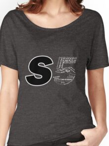 Castle S5 Women's Relaxed Fit T-Shirt