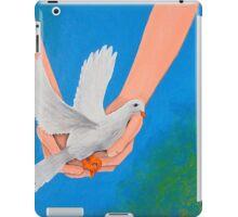 Helping Hands iPad Case/Skin