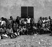 Koubri School - Burkina Faso by Nick Bradshaw