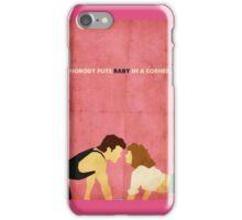 Dirty Dancing iPhone Case/Skin