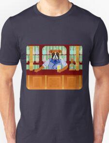Boxer Dog Beer Pub T-Shirt