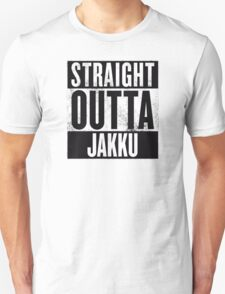 STRAIGHT OUTTA JAKKU T-Shirt