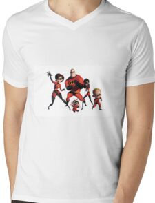 The incredibles 2 Mens V-Neck T-Shirt