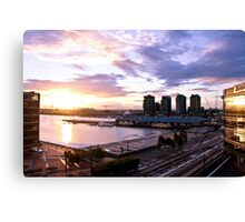 In Love With The View Canvas Print