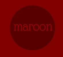 MAROON by IdeasForArtists