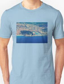 The Port of Nice, FRANCE T-Shirt