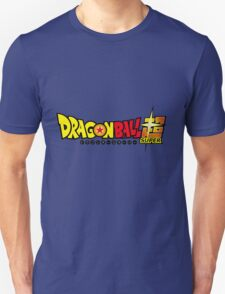 Dragon Ball Super Logo T-Shirt