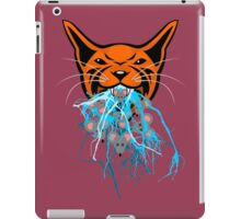 Cat Barf Mouse Heads iPad Case/Skin