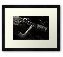 L'image - Tony Levin Framed Print