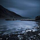 Loch Etive Pier by Brian Kerr