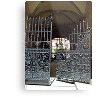 Dakota Entrance. Metal Print