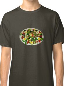 Spinach Salad Classic T-Shirt