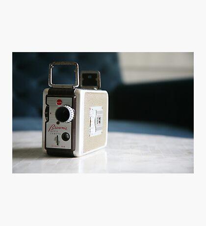 Brownie Movie Camera  Photographic Print