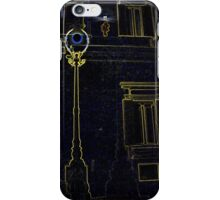 Roman Lamppost iPhone Case/Skin