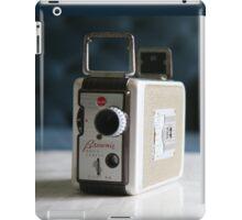 Brownie Movie Camera  iPad Case/Skin