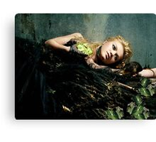 The Last Party Canvas Print