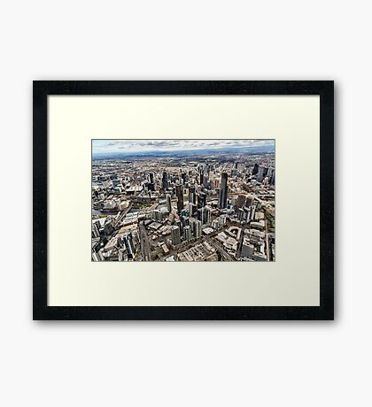 The Most Livable City Framed Print