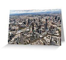 The Most Livable City Greeting Card