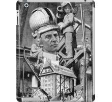 The Watchers. iPad Case/Skin