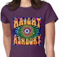 Haight Ashbury Womens Fitted T-Shirt
