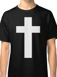 Cross (Faithful to God) [dark] Classic T-Shirt
