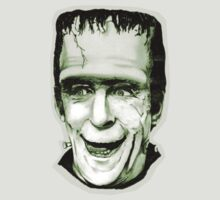 Herman Munster by El Gran Toñeti
