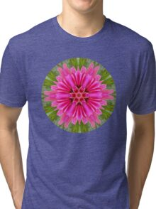 Showtime in Pink Tri-blend T-Shirt