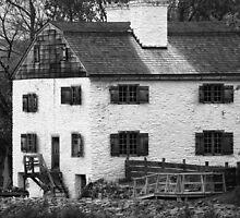 The Manor House by John Schneider