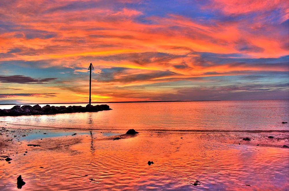 Darwin Sunset 2010 by Daniel Rayfield