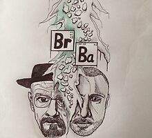 Drawing breaking bad by dalekidea