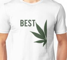 Best Buds Marijuana Cannabis Weed Unisex T-Shirt