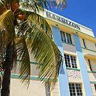 Ocean Drive Miami Beach by Sadie Hughes